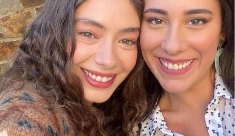 Sefirin Kızı dizisinde Elvan ve Nare'den yeni poz!