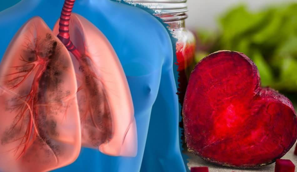 Akciğerlerin şifa kaynağı besinler nelerdir? Akciğerlere yerleşmiş tüm virüslerin baş düşmanı