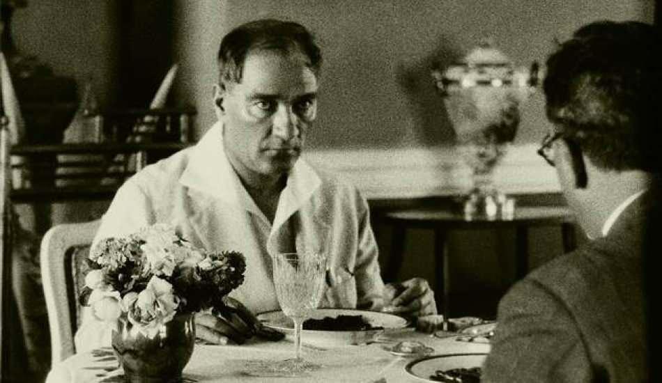 Atatürk'ün yemek isteyip de yiyemediği son yemek!
