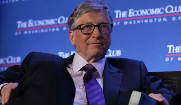 Bill Gates'ten adil korona tedavisi için 70 milyon dolarlık fon