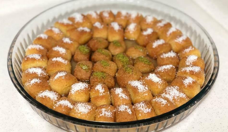 En hızlı ve kolay misafir tatlısı: İrmikli kesme tatlısı nasıl yapılır?