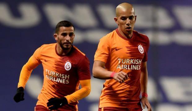 Feghouli kafayı Sneijder'in istatistiğine taktı