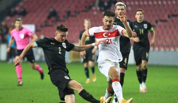 Halil Dervişoğlu yıldızlaştı, milliler kazandı