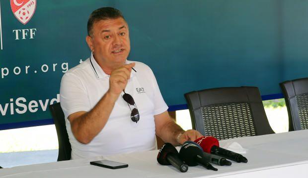 Hasan Kartal: Maça çıkmadan maç kaybedilmez