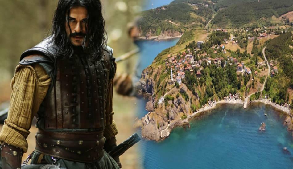 Kuruluş Osman dizisi nerede çekiliyor? Riva'da gezilecek yerler