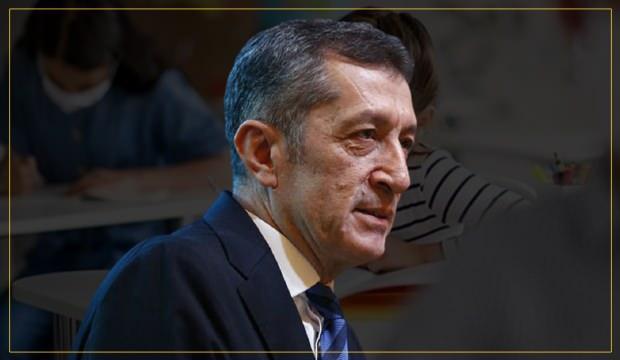 Milli Eğitim Bakanı Ziya Selçuk'tan son dakika açıklaması geldi