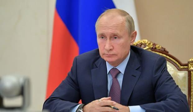 Rusya Devlet Başkanı Putin'den Dağlık Karabağ açıklaması
