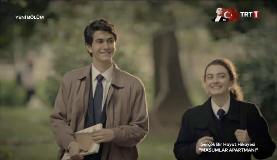 Masumlar Apartmanı dizisine yeni oyuncu! İşte Safiye'nin eski aşkı Naci...