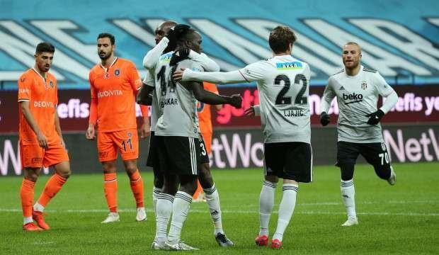 Beşiktaş eksiklere aldırmadı