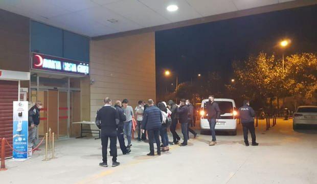 Sahte polislere nefes kesen operasyon