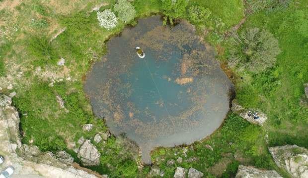 Doğa harikası göl ve şelale tescillendi