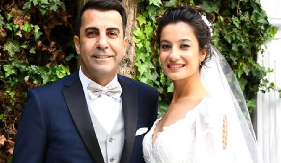 Emre Karayel ile Gizem Demirci evlendi!