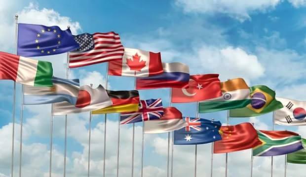 G-20 Liderler Zirvesi Kral Selman'ın açılış konuşmasıyla başladı