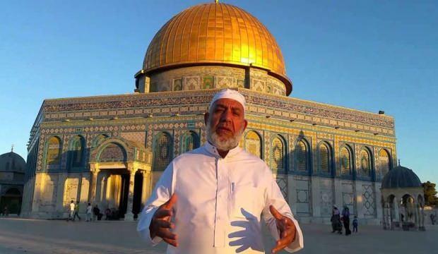 İsrail, Kudüs İslami Vakıflar İdaresi Başkan Yardımcısı'nı gözaltına aldı