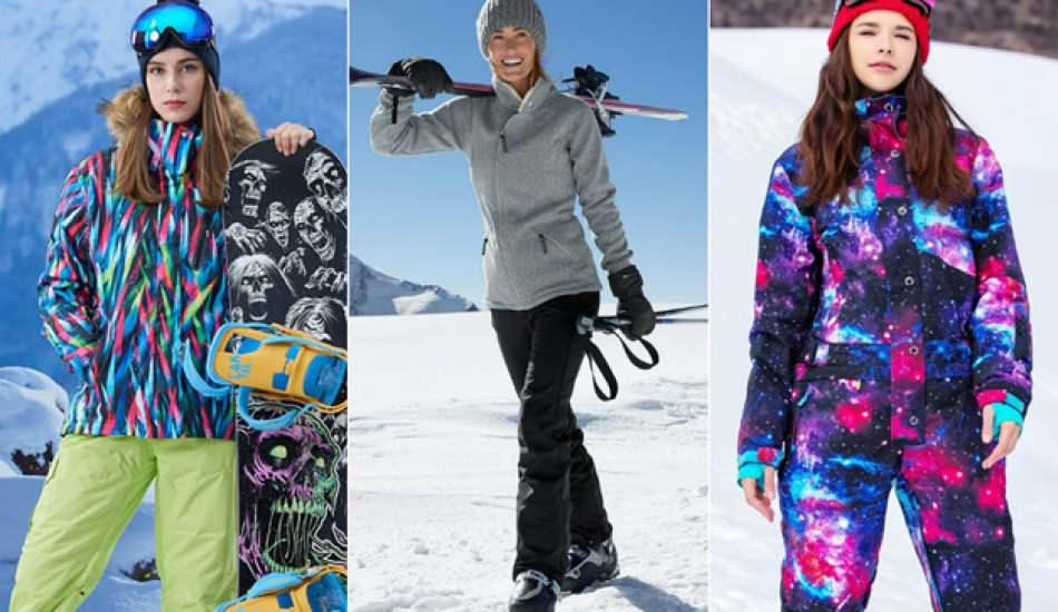 Kayak malzemeleri nasıl seçilir?  Kayağa giderken alınması gerekenler nelerdir