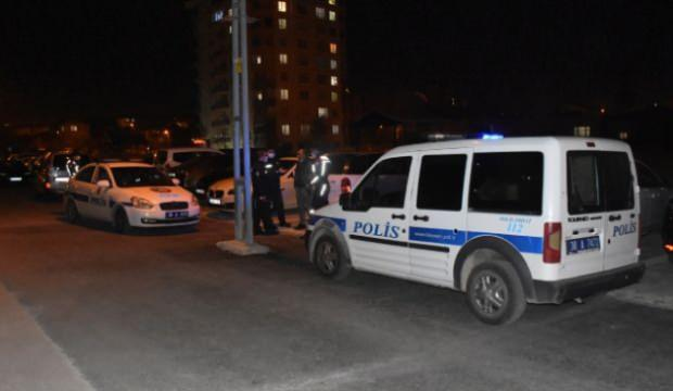 Kayseri'de polise ateş eden uyuşturucu zanlısı yakalandı