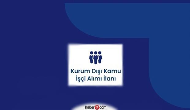 İŞKUR'dan SYDV ve Belediye bünyesine personel alımı! Kadrolar ve şartlar neler?