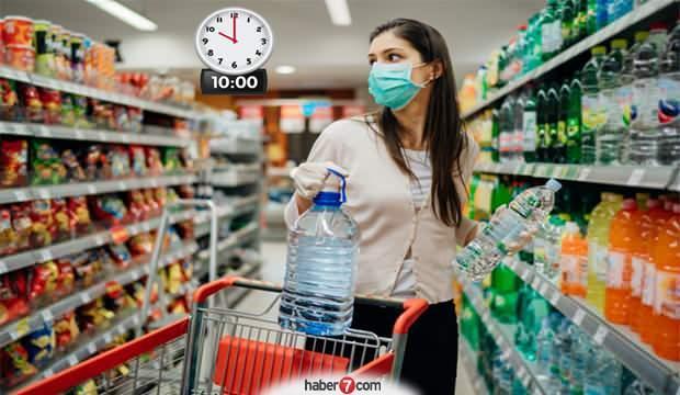 Marketler kaçta açılıyor, kaçta kapanıyor? Tüm marketlerin çalışma saatleri!