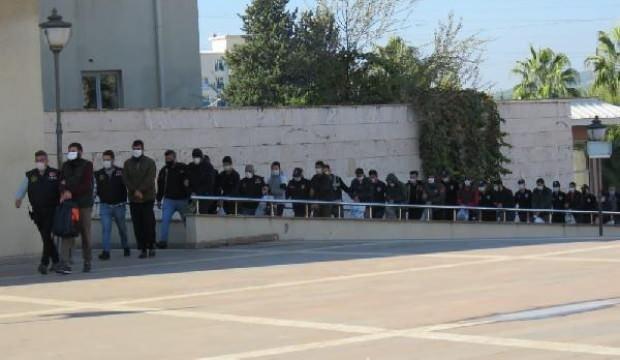 Osmaniye'deki DEAŞ operasyonunda 9 tutuklama
