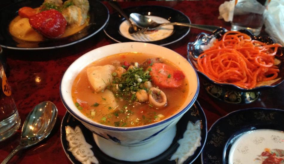 Özbek çorbası nasıl yapılır? Bol vitaminli Özbek çorbası tarifi
