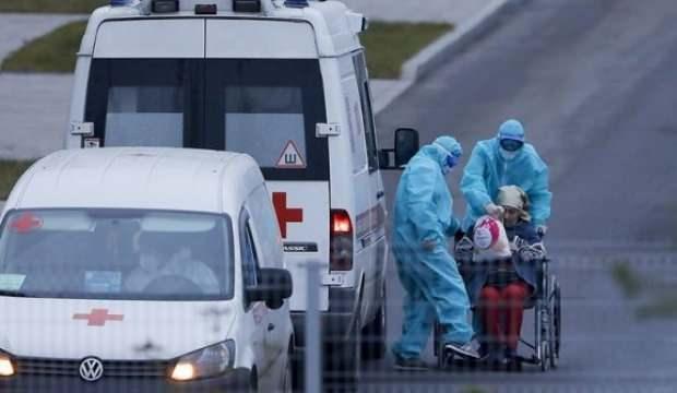 Rusya'daki ev partisinde dezenfektan içen 7 kişi öldü