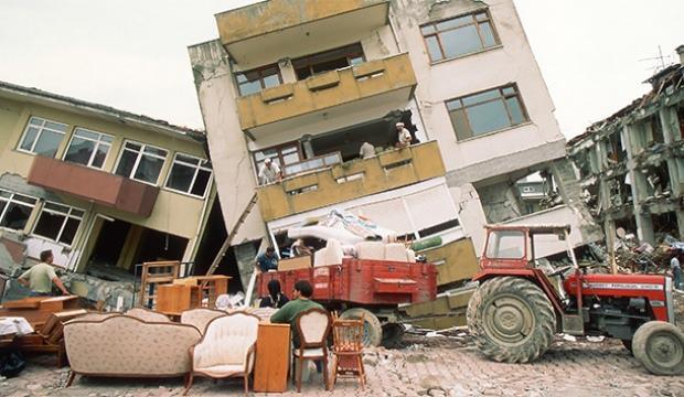 Rüyada depremde sallanmak neye işaret? Rüyada deprem olduğunu görmek ne anlama gelir?