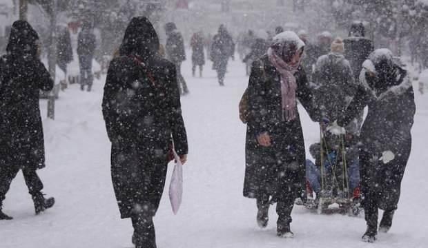 Meteoroloji'den peş peşe uyarılar! O illerimize kar geliyor...