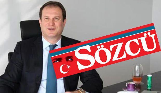'Sözcü Gazetesi İsviçreli şirkete satıldı' haberine Sözcü'den açıklama