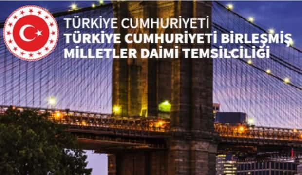Türkiye'nin BM Daimi Temsilciliği, İsrail'in paylaşımına tepki gösterdi!