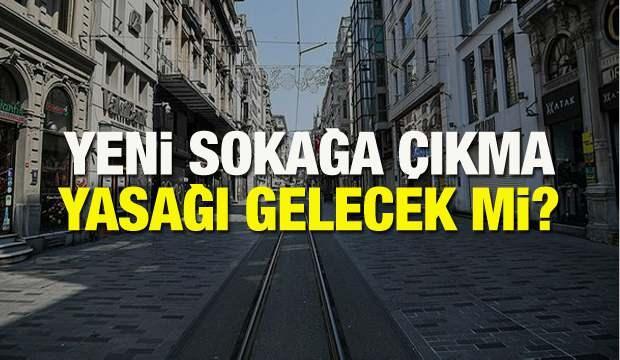 Hafta içi hafta sonu 15 günlük sokağa çıkma yasağı gelecek mi? Sağlık Bakanı Koca duyurdu!