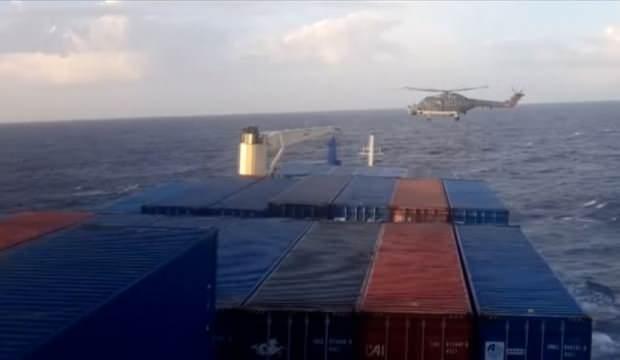 AB 'İrini' ile Akdeniz'i tutarken Mısır sınırı ve hava yolundan sevkiyata göz yumuyor