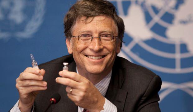 Bill Gates'ten aşı açıklaması: Tüm Covid-19 aşıları işe yarayacağından eminim