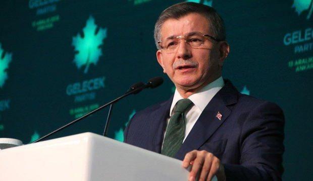 Ahmet Davutoğlu'nun Covid-19 testi pozitif çıktı