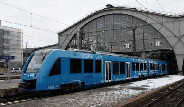 Almanya ve Siemens işbirliği: Hidrojenle çalışan tren yaptılar