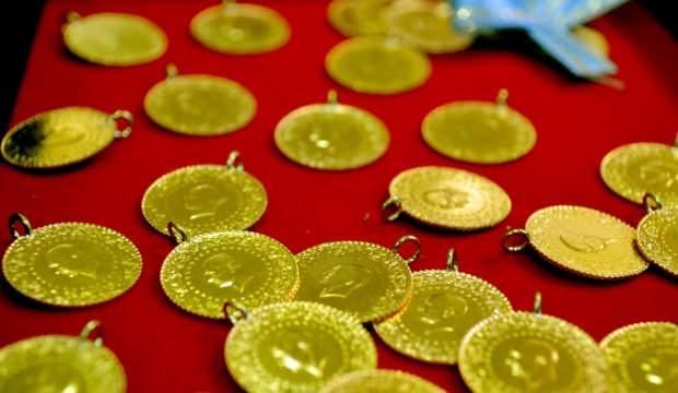 Altının kilogramı 443 bin 200 liraya geriledi
