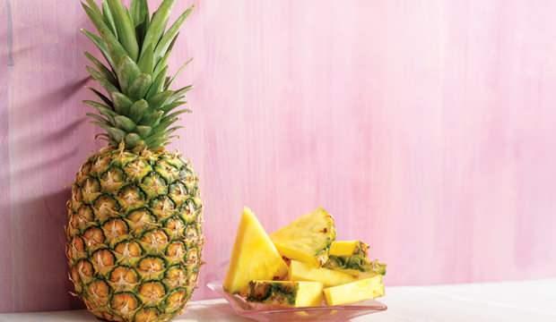 Ananasın faydaları nelerdir? Ananas diyeti nasıl yapılır? Ballı ananas maskesi tarifi...