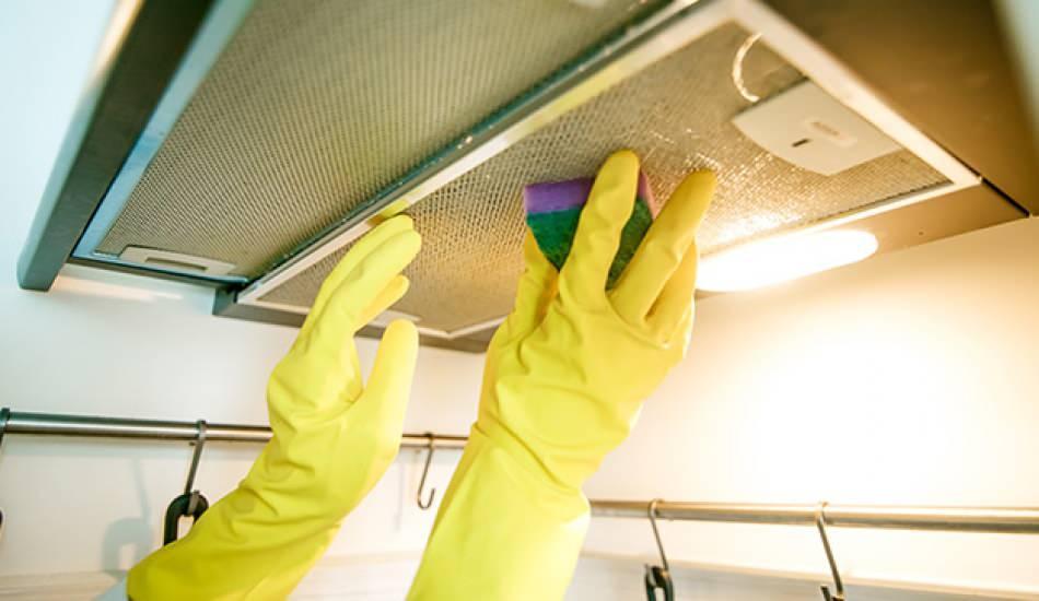 Aspiratör nasıl temizlenir, Aspiratör fitresi nasıl temizlenir En kolay aspiratör temizleme