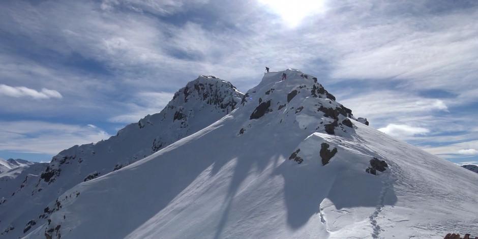 Avrupalı kayakçılar Alp Dağları yerine Kaçkar'ı tercih etti