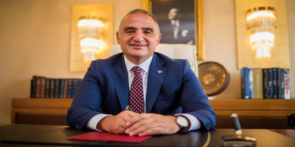 """Bakan Ersoy: 'Karahantepe Göbeklitepe'den daha öncelikli bir yer haline gelecek"""""""