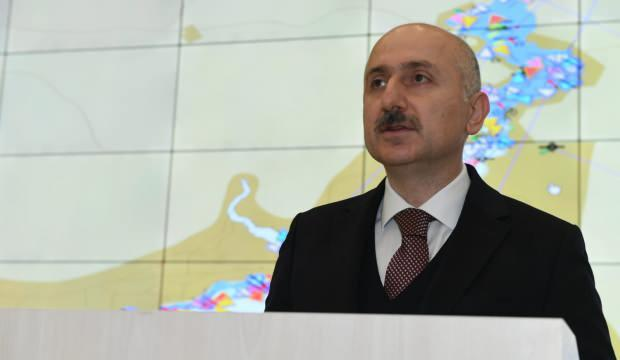 Bakan Karaismailoğlu: Türkiye lojistik merkez konumunda