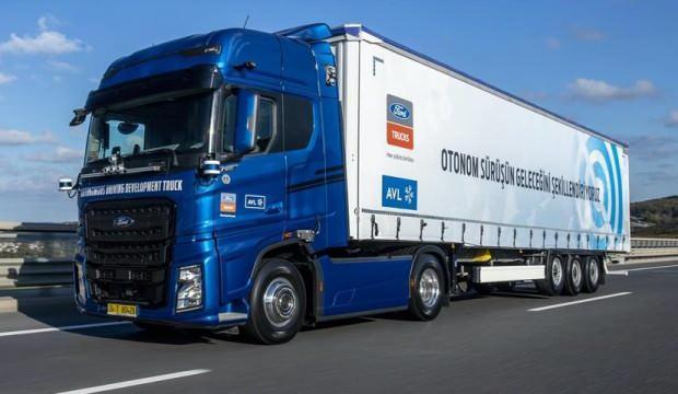 Ford Otosan'dan otonom taşımacılık için iş birliği
