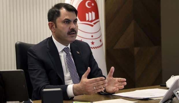 "CHP'den Bakan Kurum'a ""deprem"" ziyareti"