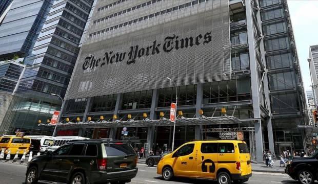 ABD'de New York Times yazarı, gizli İran ajanı olmakla suçlandı