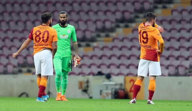 Galatasaray'da 9 maçta 10'uncu puan kaybı