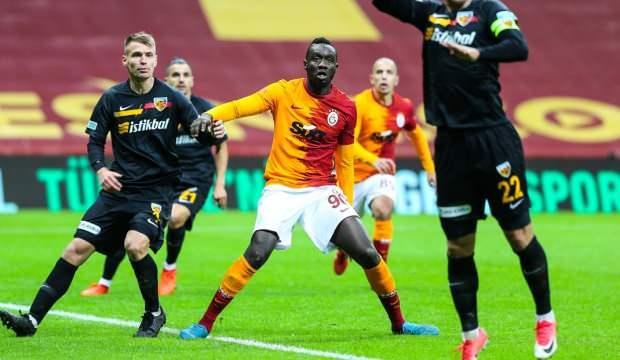 Galatasaray'da hedefte yine Diagne var