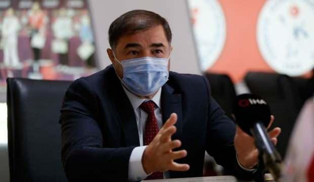 Güreş Federasyonu Başkanı Musa Aydın'ın testi pozitif