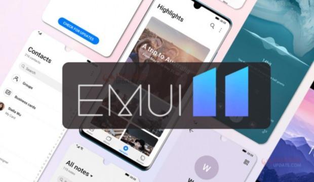Huawei EMUI 11 arayüzünü alacak modelleri ve tarihleri paylaştı