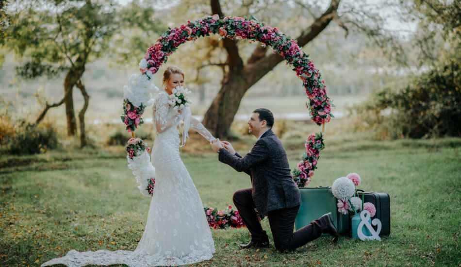 İstanbul'da düğün fotoğrafları için en uygun dış mekanlar