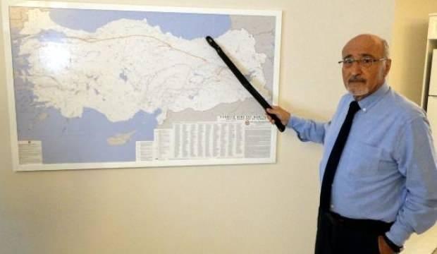 Jeoloji Mühendisi Prof'tan deprem uyarısı!