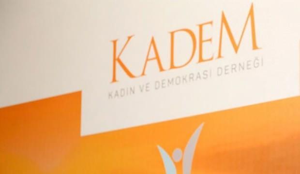 """KADEM'den """"Şiddete Göz Yumma"""" kampanyası!"""
